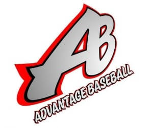 Advantage Baseball Retina Logo