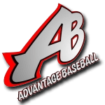 Advantage Baseball Sticky Logo