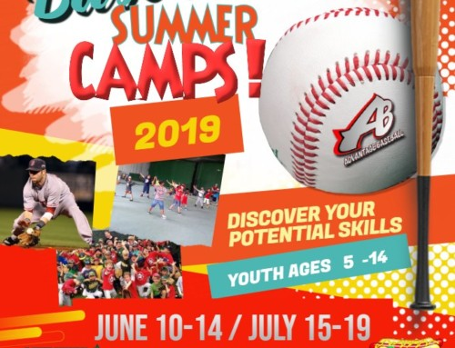Advantage Baseball Summer Camps 2019